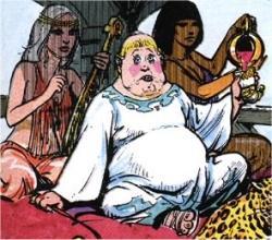 La saga de Thorgal, le héros nordique venu des étoiles - Page 2 Veronar02